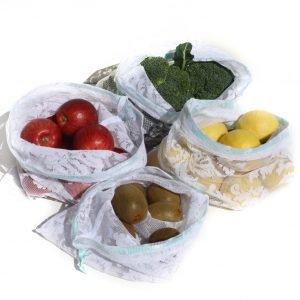 Reusable Produce Bag Set
