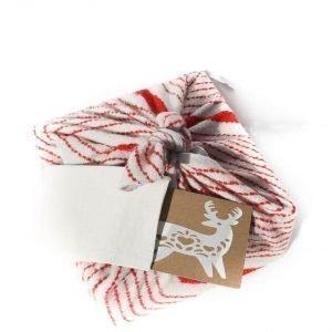 Eco Christmas Gift Wrap – Single Wrap & Card